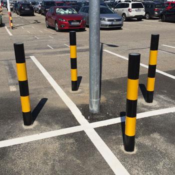 parkolásgátló eszközök